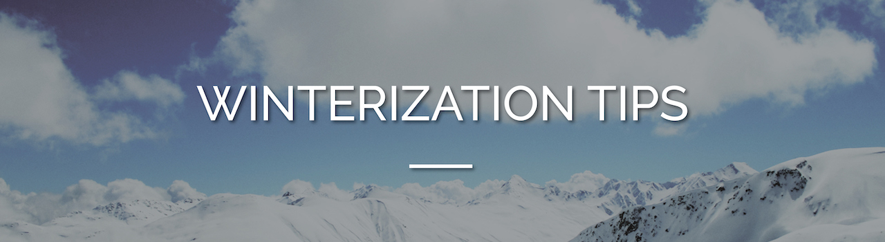 Winterization Tips Feature Image