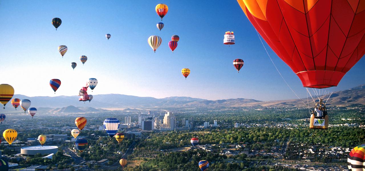 Ballon Race Reno